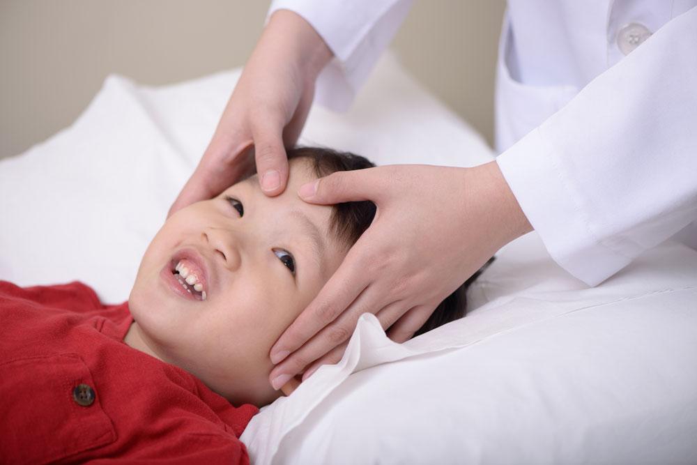Frisk child-massage - ECON Chinese Medicine KP-02